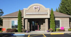 Modern Dental Concepts office exterior